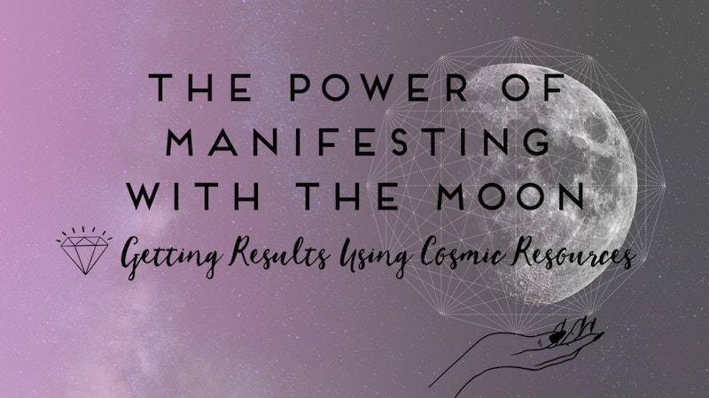 The Power of Manifesting with the Moon - Crowdcast
