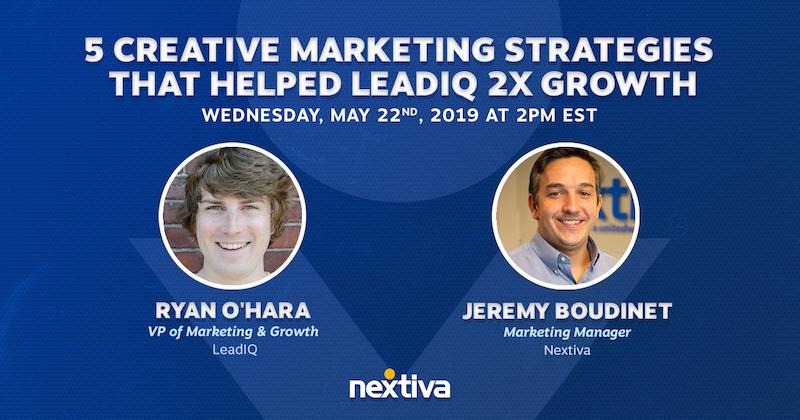 5 Creative Marketing Strategies that Helped LeadIQ Grow Revenue By