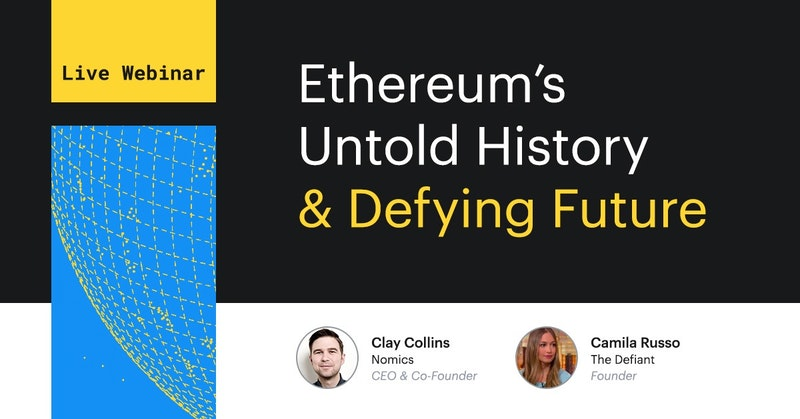 Ethereum's Untold History & Defying Future