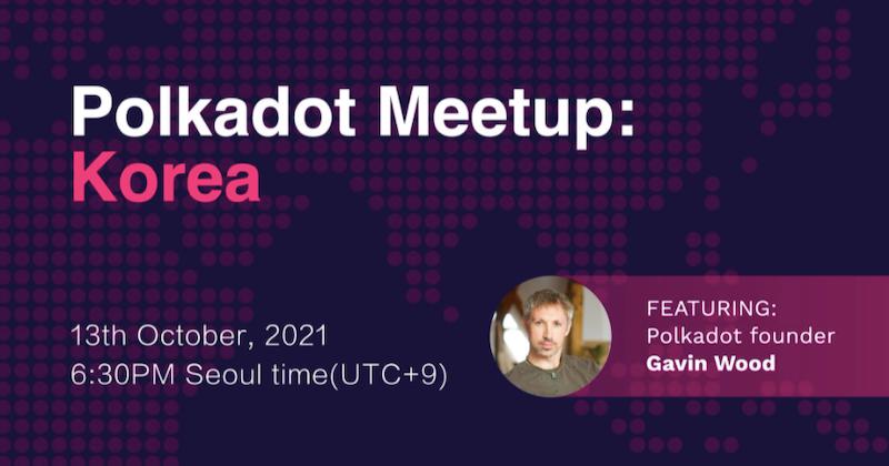 Polkadot Korea Meetup
