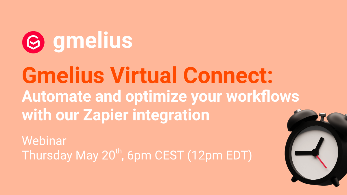Automate and optimize your workflows with our Zapier integration